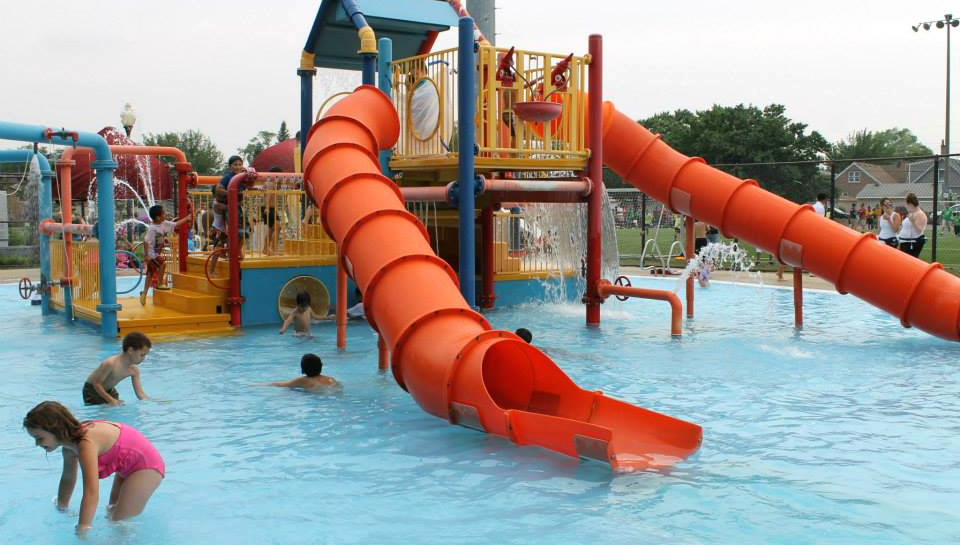Freedom Park Children's Pool