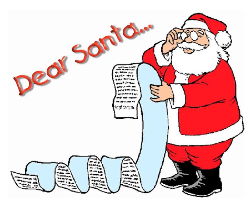 Dear Santa - kidlist • activities for kids